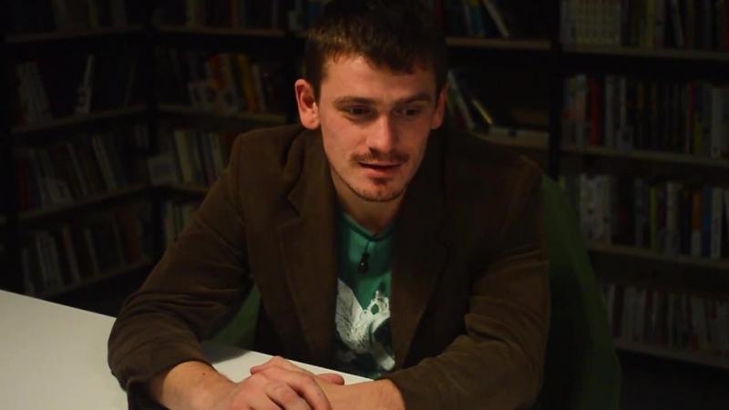 Интервью: поэт Виктор Халяпин