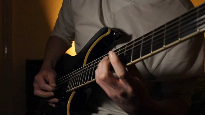 J.S. Bach- Double Violin Concerto in D Minor (Electric Guitar) BWV 1043