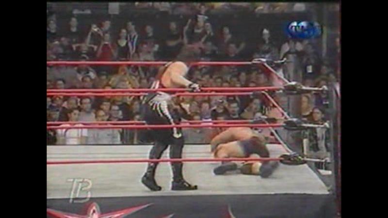 Титаны реслинга на ТНТ и СТС WCW Nitro October 09 2000