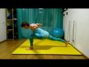 SLs YogaFAQ38_ Садимся на шпагат (Хануманасана)
