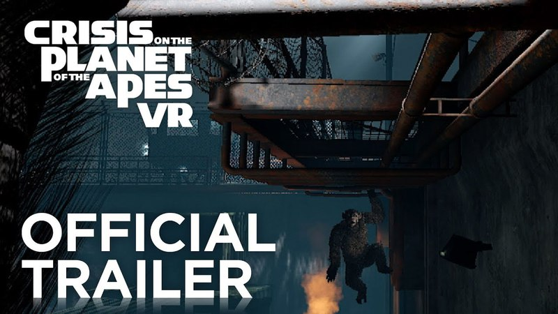 Crisis on the Planet of the Apes VR | Official Launch Trailer | FoxNext