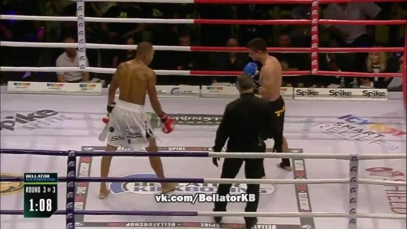 Bellator Kickboxing 3: Zsolt Benedek vs. Raymond Daniels