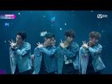 Wanna One - Energetic (MAMA Mix) + Pick Me @ 2017 MAMA in Hong Kong 171201