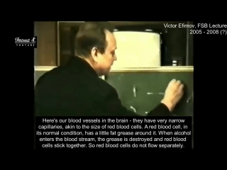 SECRET FSB LECTURE_ Why Putin doesnt drink alcohol