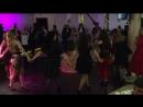 Национальный танец на армянской свадьбе