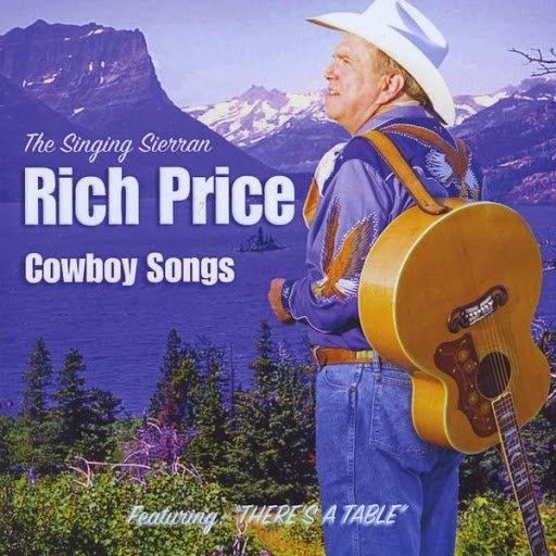 Rich Price альбом Cowboy Songs