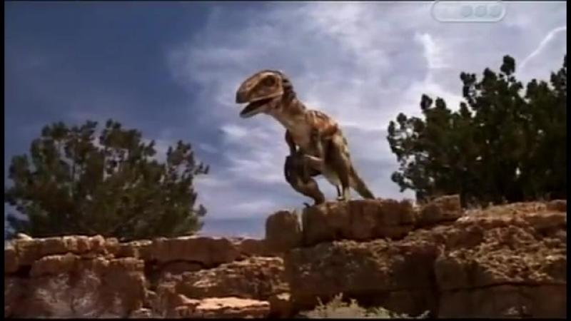 Открытие палеонтологов. Монстры доисторического мира. Хищники битва за выживание