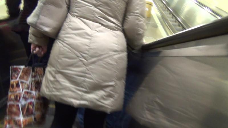 SEXy Lady BIG POPA Сексуальная Леди с ШИКарной попой Part Two. 6.12.17