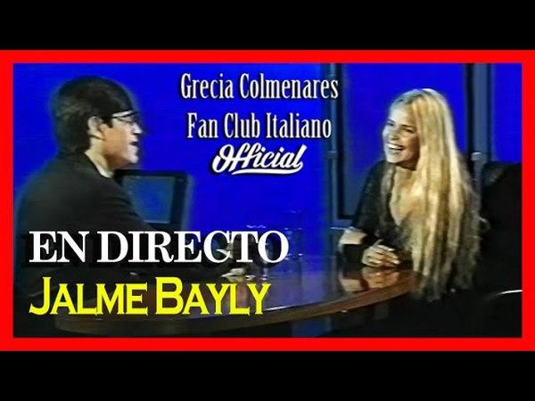 En Directo Jaime Bayly Entrevista Grecia Colmenares ARG 1997