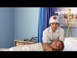 Дети играют в доктора - Сотрясение мозга: ехала с горки, врезалась в дерево