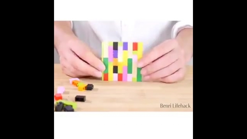 5 крутых идей с LEGO