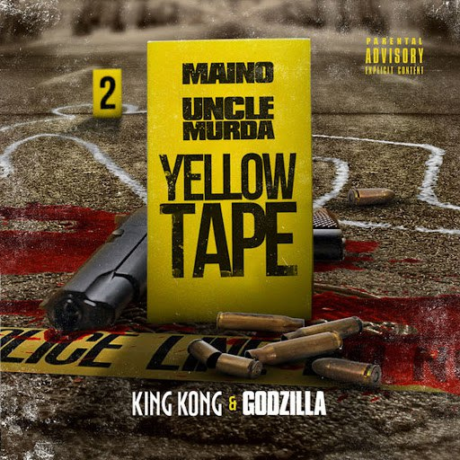Uncle Murda альбом Yellow Tape: King Kong & Godzilla