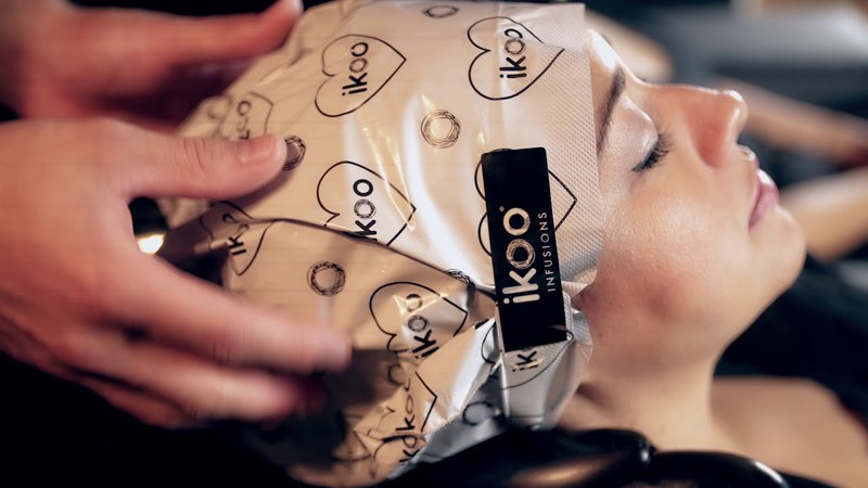 Ikoo Thermal Treatment Wrap   Маска шапочка