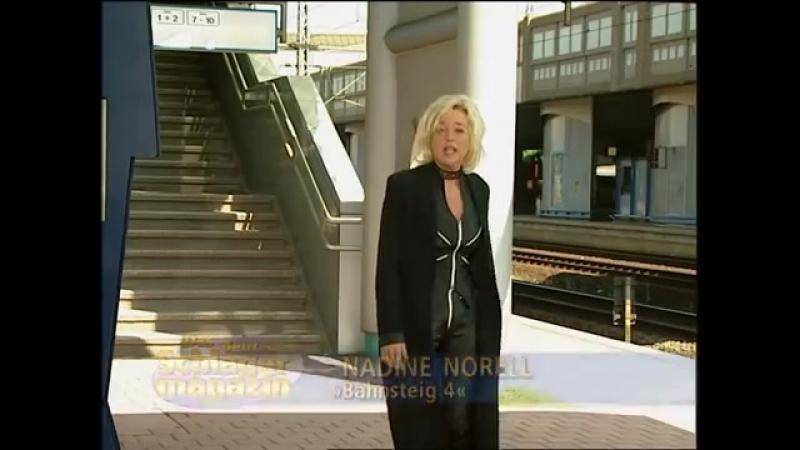 NADINE NORELL - Bahnsteig 4 (1999)