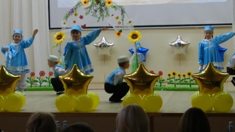 СИНЯЯ ПТИЦА- 2017, Татарский танец