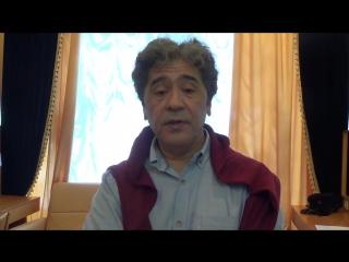 Дирижер Рашид Скуратов о концерте симфонической музыки 10 февраля