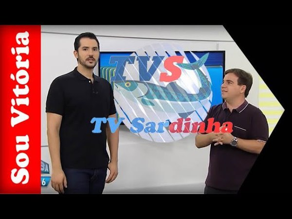 TV sardinha Analisa lances do BA-VI