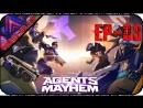 Agents of Mayhem EP 03 Стрим Новые приспешники старого зла
