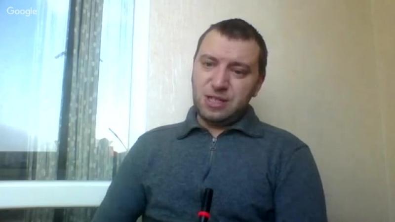 Д.Селезнёв на канале Open Ukraine