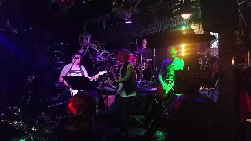 Группа ПьянствуBoys Nastya кавер Animal ДжаZ Никому