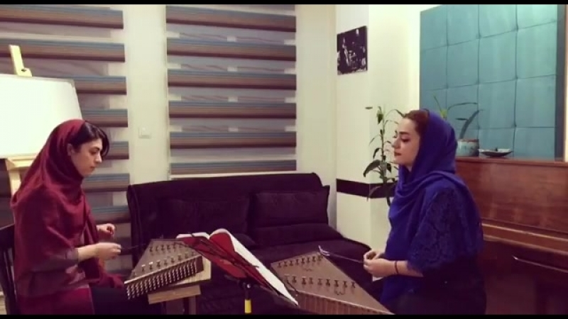 Сантур-Иранская музыка