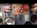 Ёжики из индейки и дикого риса (ПП-рецепт)