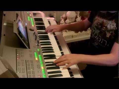 Hybris Title Music by Paul van der Valk - Performed by Tony Fluke Wiren