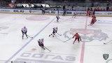 Моменты из матчей КХЛ сезона 1718 Удаление. Камалов Никита (Амур) удален на 2 минуты за выброс шайбы 19.10