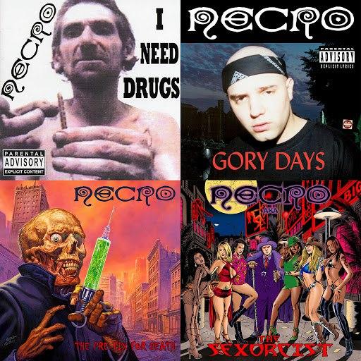 Necro альбом Necro: The Box Set, Vol. 1