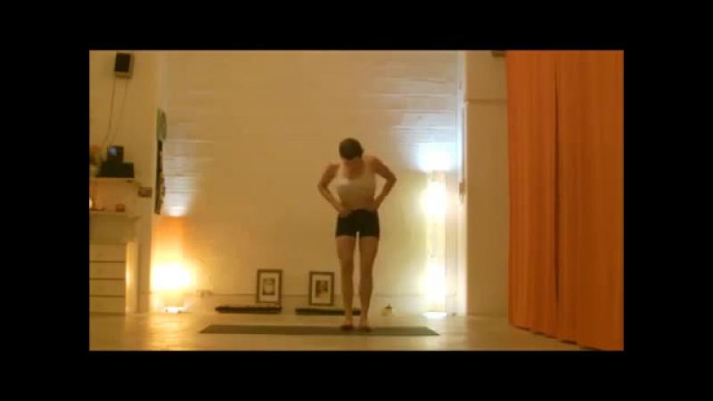 Уттхита Хаста Падангуштхасана Вытягивание прямой ноги вперед