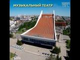 Геометрия Омска, виды города от НГС.ОМСК