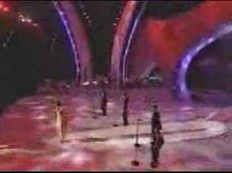 Edsilia - Hemel en aarde Eurovision Netherlands ESC 1998