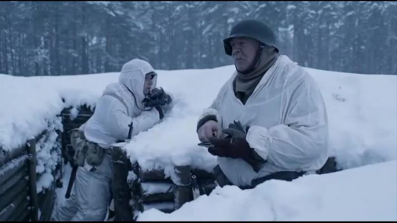 Военная разведка. Северный фронт. 3-я серия