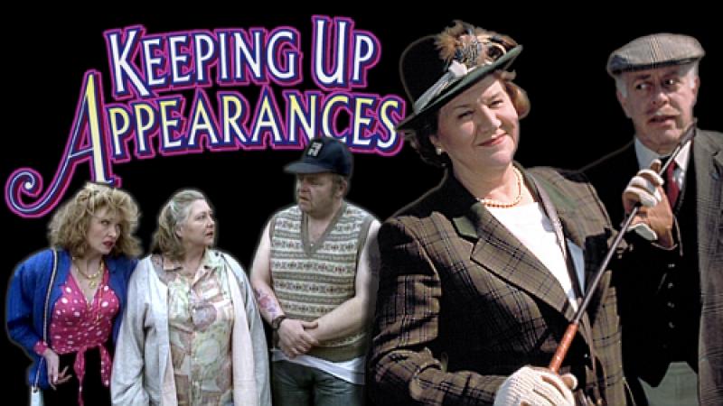 Соблюдая Приличия / Keeping Up Appearances (01 сезон 01 серия) (1990) (Впервые в России)