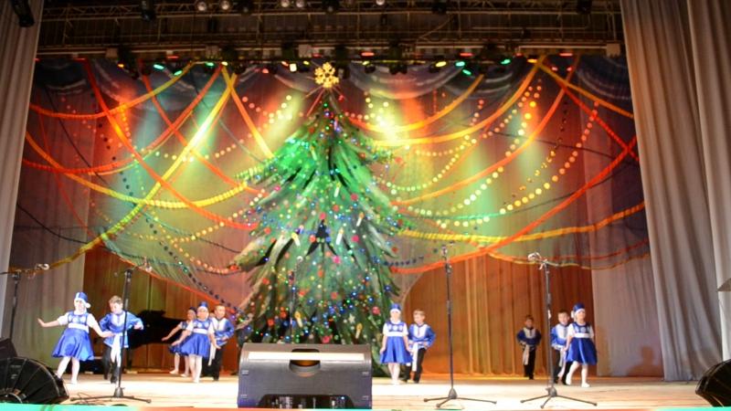Гала-концерт IX областного Фестиваля детского и юношеского творчества «Вифлеемская звезда-2018».