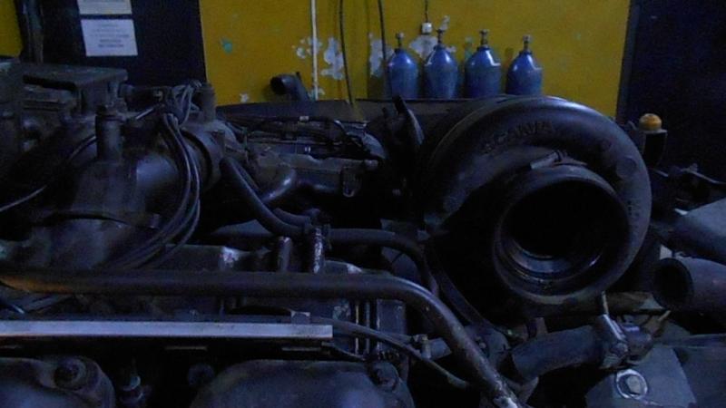 SCANIA V8 500л.с.