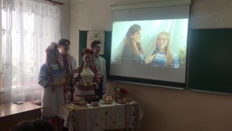 Панночка Україночка борщ 1