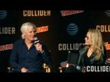 The X-Files Panel - New York Comic Con 2017