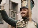 Андрей Миронов... за кадром... Песенка про трубачей... Из к/ф О бедном гусаре замолвите слово.