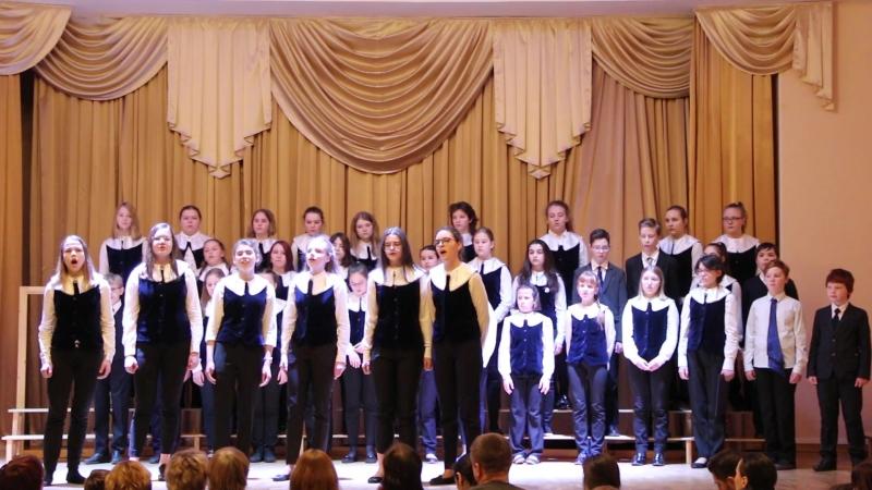 Праздник хоровой музыки 15.03.2018