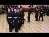 Плац - парад. Рыбинский кадетский корпус.