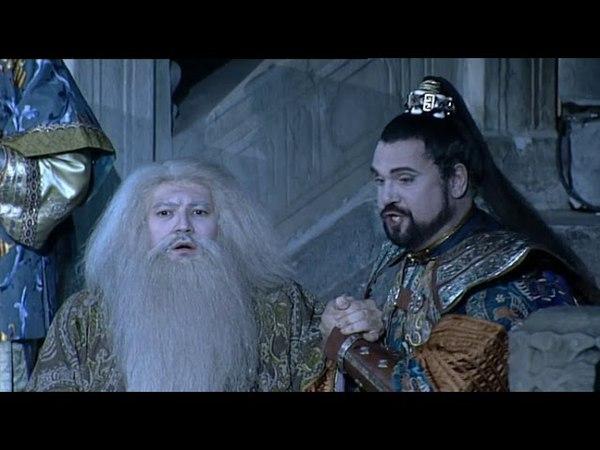 Turandot at the Forbidden City Giovanna Casolla Sergey Larin Barbara Frittoli Maggio Musicale Fio