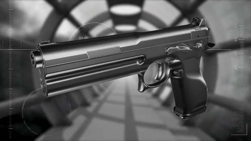 Pistol caliber 7 5 FK BRNO