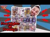 СБОРНИК: Папа РОБ играет в Five Nights at Freddys 6!