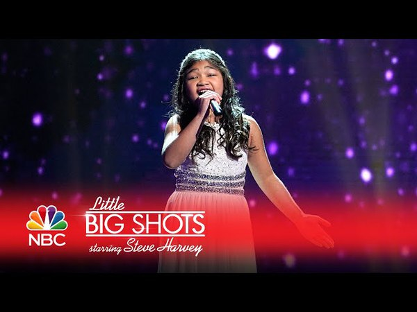 Little Big Shots - Angelica Sings