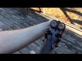 Стрельба из легендарных стволов от первого лица