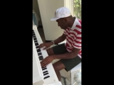Tyler The Creator - Boredom on Piano