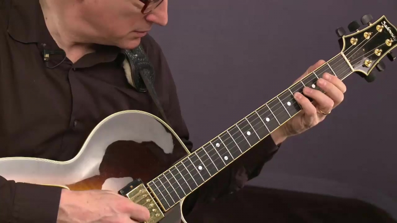 Chuck Loeb - Harmo-Melodic Improvisation