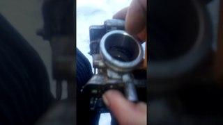 Ремонт карбюратора МИКУНИ. . gsf 250.1. Болт качества