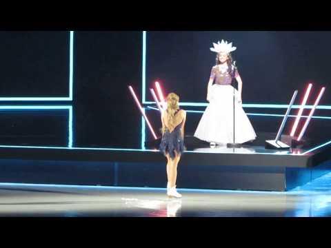 Art on Ice 2018 - Elena Radionova Laura Bretan - 'I Dreamed A Dream'